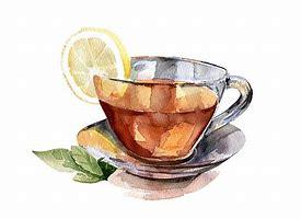 紅茶の受け皿